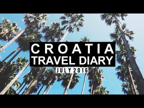 Croatia Travel Diary