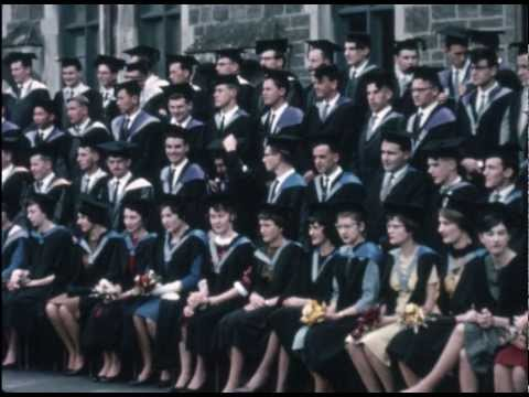 University of Canterbury recruitment film, 1964