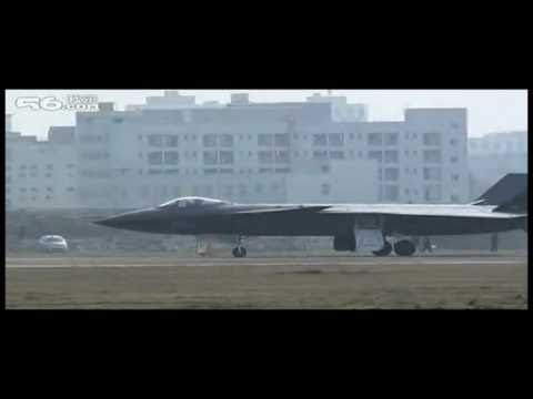 "China's Stealth Jet J-20 First Flight Photos(HD) 歼20 ""2001-02"" ""白丝""首飞照片"