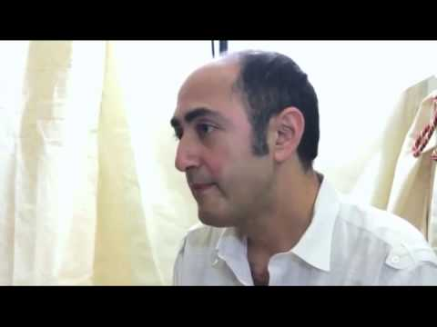 """PITME """"Technology in a Tent"""" Interview with Andreas Stavropoulos & Group"""