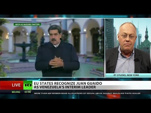 Chris Hedges discusses NYT support for US-led coups