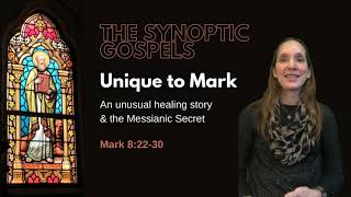 90 Day Bible Challenge, Day 53: Mark & the Messianic Secret