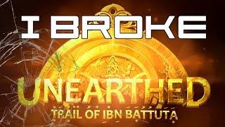 I Broke: Unearthed Trail of Ibn Battuta
