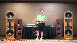 Legacy Audio Test CD demonstration and listening session, Bill Dudleston