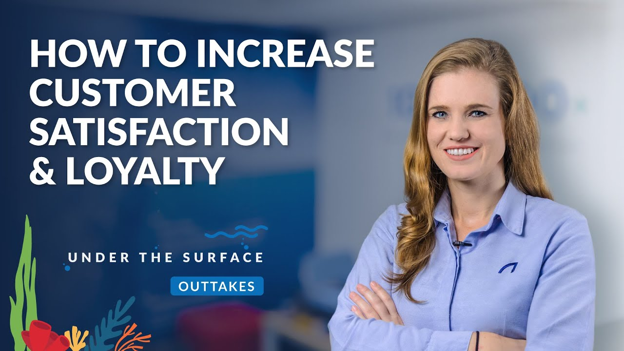 How to Increase Customer Satisfaction, Brand Loyalty, and Gain Upsells