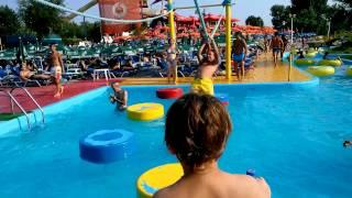 Aqua magic...sport , activity, funny aqua 2014
