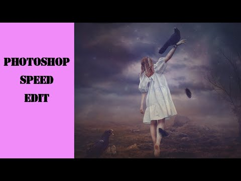 Download ***Photoshop Speed Edit - My Crows***