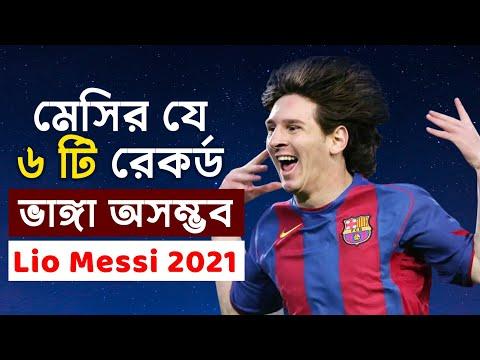 মেসির বিশ্বকাপনো ৬টি রেকর্ড। মেসির যে ৬টি রেকর্ড ভাঙ্গা অসম্ভব। Messi has 6 Records