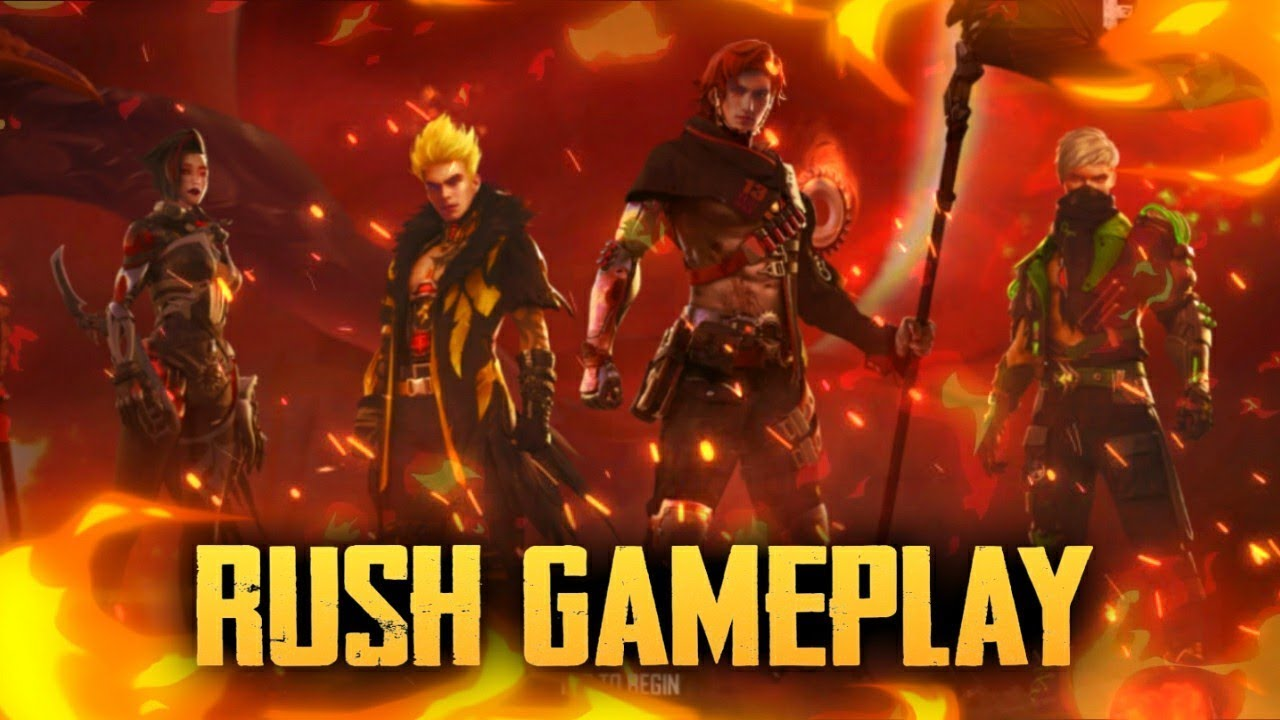 Free Fire Live Solo- Duo- Squad Match Rush Gameplay AO VIvO