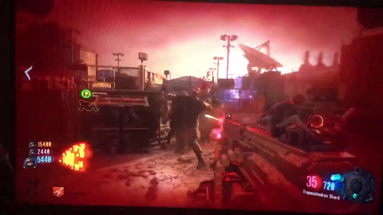 Black Ops 3 Zombie Chronicles!Friend Goes Down While Pack-A-Pucking His  Gun. Hilarious Moments! c5c64fa93