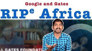 Africa பாவம்டா | Tamil Pokkisham | Vicky | TP