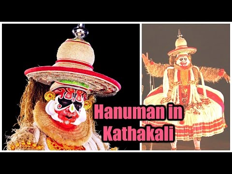 Vella Thaadi - Kathakali Make-up