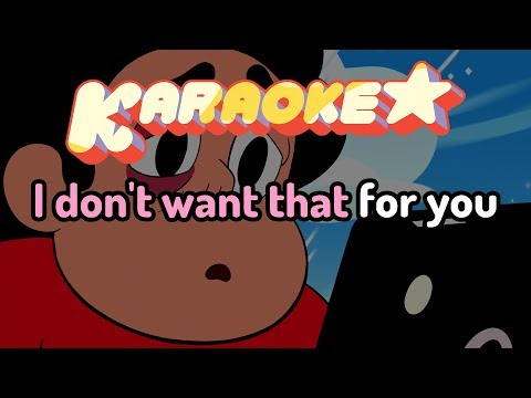 Full Disclosure - Steven Universe Karaoke