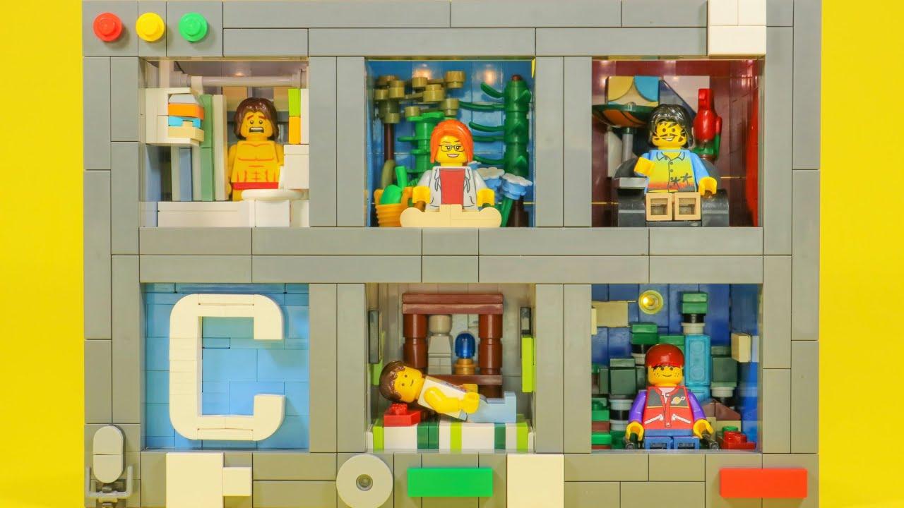 LEGO ZOOM CALL Meeting (MOC)