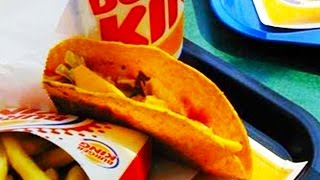 12 Discontinued Fast Food Items You Might Not Remember