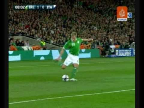 Glenn Whelan's Wonder Goal against Italy