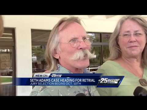 Seth Adams case heading for retrial