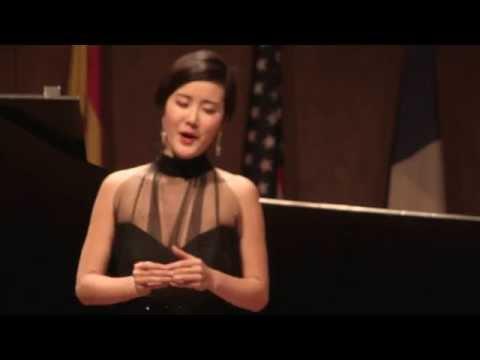 Demi-Finale III CMIM chant/voice 2015 : Hyesang Park