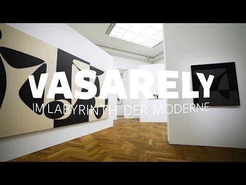 Victor Vasarely. Im Labyrinth der Moderne - Ausstellungsfilm