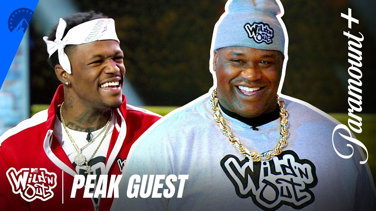 Download Peak Guests: Athlete Edition 🏀🏈 ft. Shaquille O'Neal, Amar'e Stoudemire & More   Wild 'N Out
