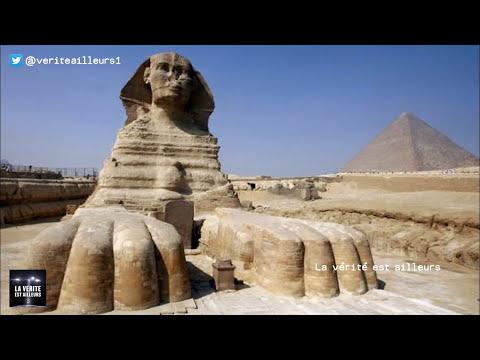 ★ Découverte de Tombeaux Extraterrestres dissimulés sous le Grand Sphinx...