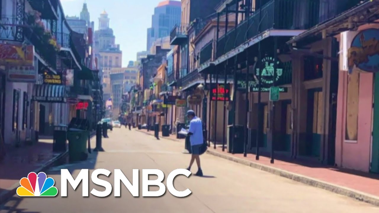 What The 1918 Influenza Pandemic Can Teach Us About Coronavirus | The 11th Hour | MSNBC thumbnail