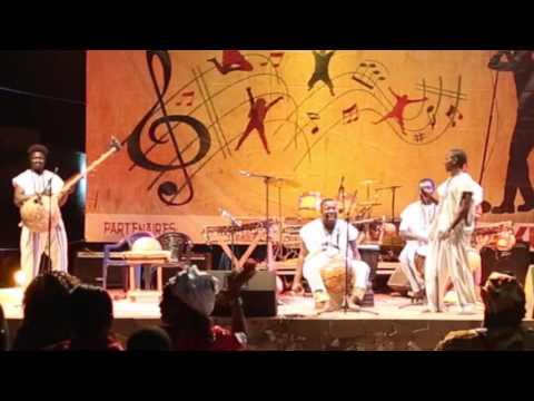 HiniZi de Ségou Live at Spot On Mali Music