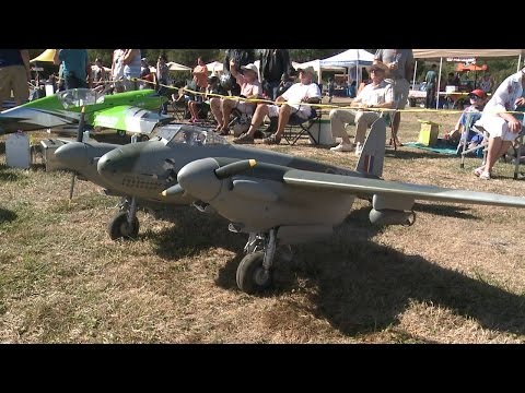 RC-TV Scale Mosquito from