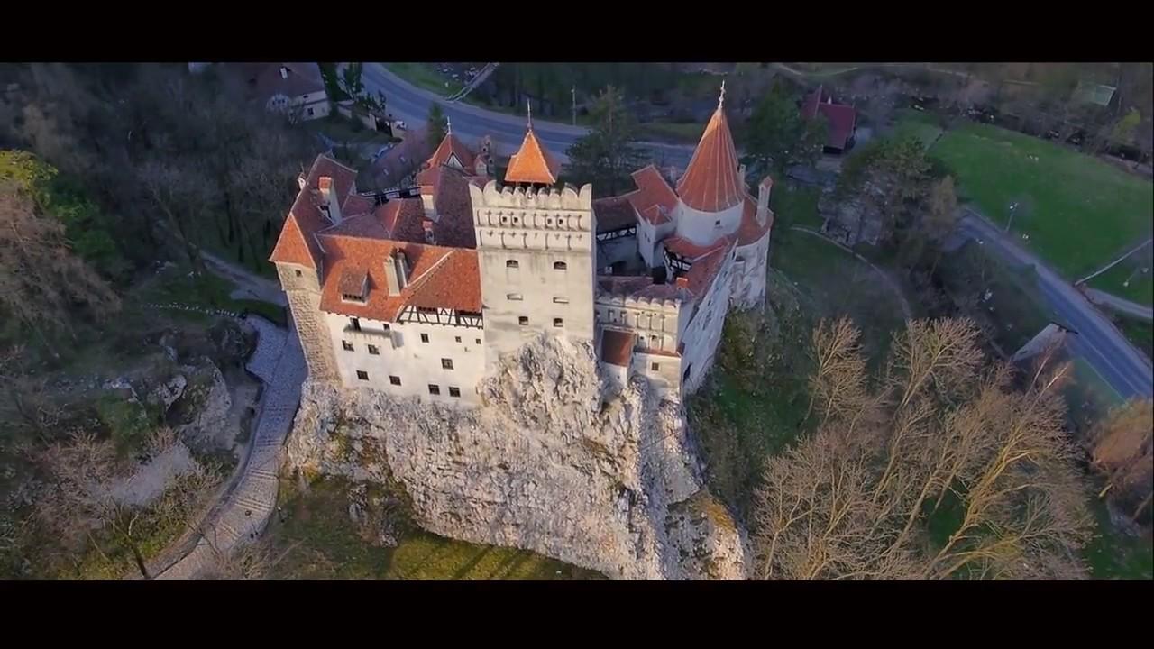 Connu CHÂTEAU DE BRAN (Roumanie) - YouTube BX03