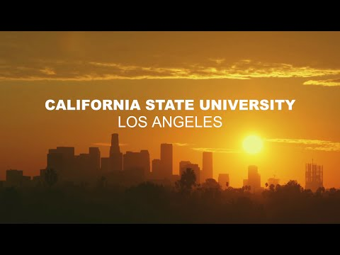 Commencement 2016 | CSULA | Class of 2016 Cal State L.A.