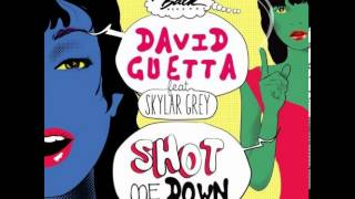 David Guetta feat Skylar Grey - She Shot Me Down (Extended Mix)