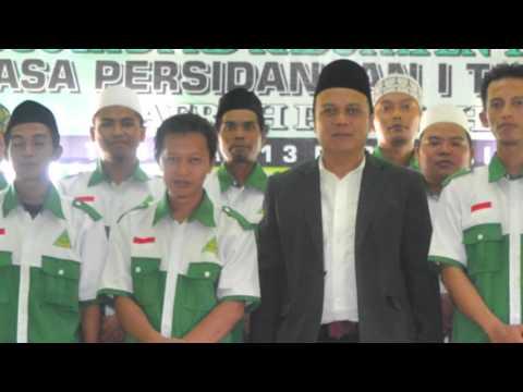 Deklarasi Pengurus GP ANSOR PAC Rajapolah