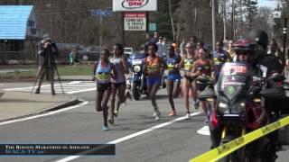 The Boston Marathon 2017