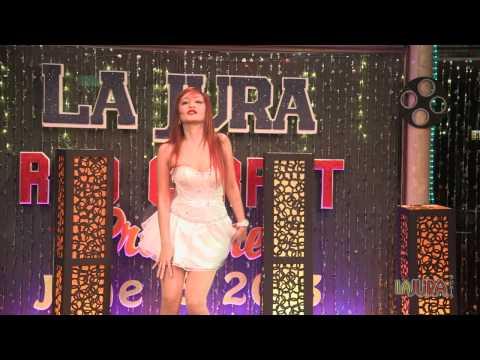 """フィリピンパブ ラジューラ """"I'm a Good Girl"""" - Shiela - La Jura 1 """"Red Carpet Premiere"""" Event"""