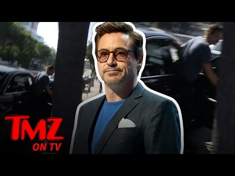 Robert Downey Jr.: Happy To Do His Civil Duty! | TMZ TV Mp3
