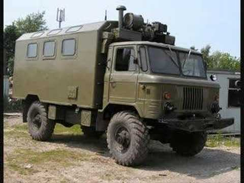 Gaz66 Russian Trucks for sale