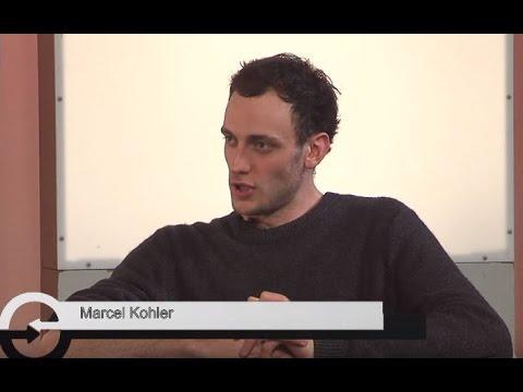 Schauspieler Marcel Kohler INTERVIEW