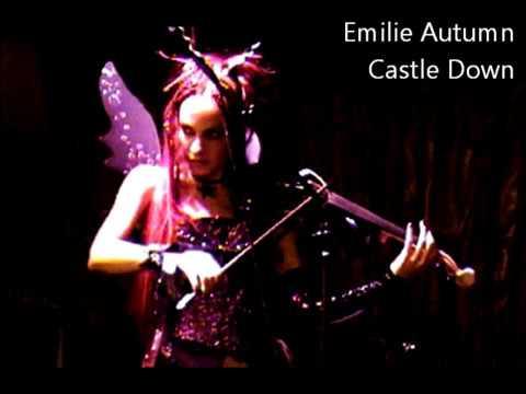 emilie autumn castle down lyric video