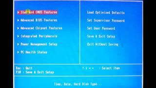 Como Configurar o PC para Iniciar primerio o CDROM