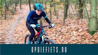 Opdíefiets eendaagse mountainbike clinic in Sint-Oedenrode