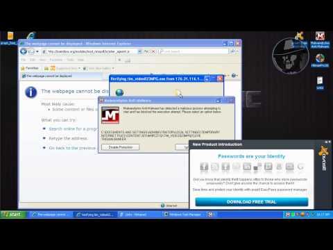 Avast Free 7 With Malwarebytes Pro - Test