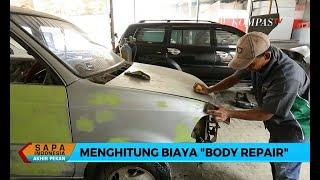 """""""Body Repair"""" Mobil, Berapa Biayanya? - Klinik Otomotif Sonora"""