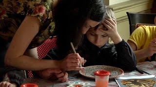 История искусств для детей. Теория + практика