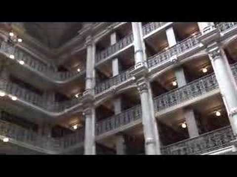 Baltimore -- Peabody Library