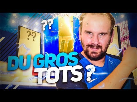 FIFA 19 - ON PACK NOS PREMIERS TOTS !!!