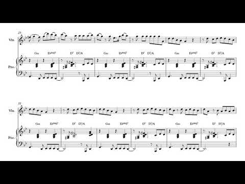 Camila Cabello ~ Havana (Violin sheet music
