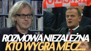 """Kto Wygra Mecz - film z tyg. """"Gazeta Polska"""