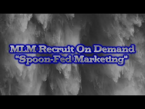 The Fastest Way To Build A Large Network Marketing Downline