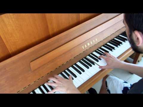 KSHMR & Bassjackers feat. Sirah - Memories ( Piano Arrangement by Danny )