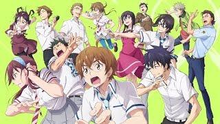 Watch Nana Maru San Batsu Anime Trailer/PV Online